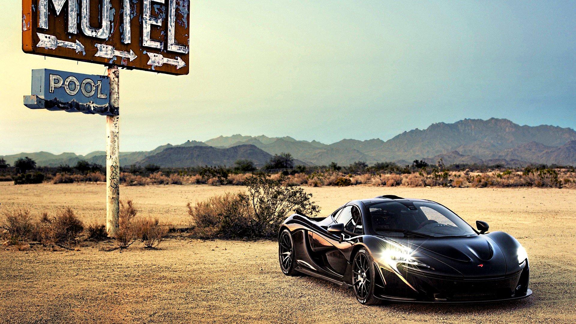 McLaren P1 Full HD Wallpaper And Background Image