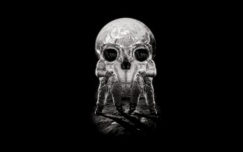 Dark - Skull Wallpapers and Backgrounds ID : 441255
