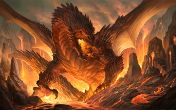Fantasy - Dragon Wallpapers and Backgrounds ID : 441580