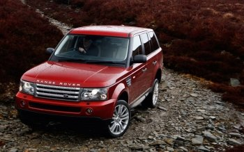 Vehicles - Range Rover Wallpapers and Backgrounds ID : 441760
