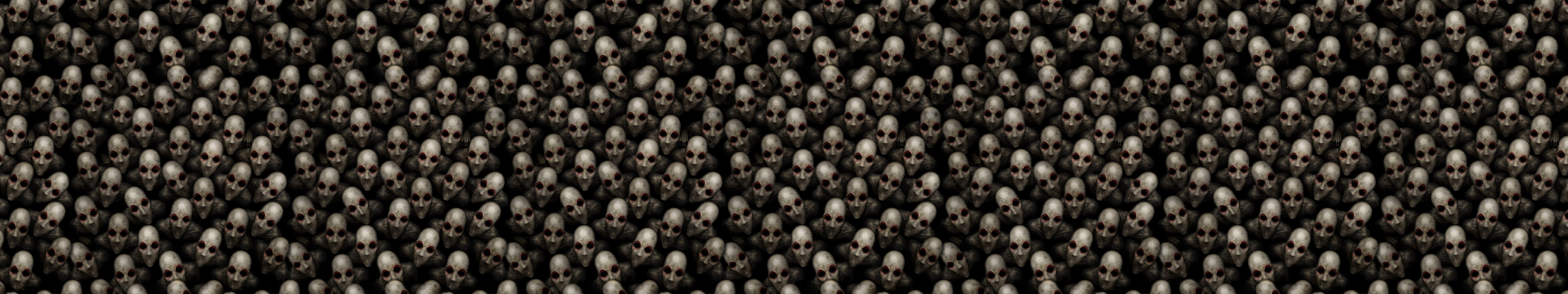Creepy Hd Wallpaper Background Image 5760x1080 Id 442703 Wallpaper Abyss
