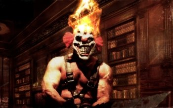 Video Game - Twisted Metal Wallpapers and Backgrounds ID : 442426
