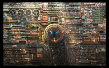 Sci Fi - Artistic Wallpapers and Backgrounds ID : 442809