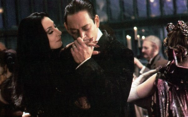 Movie The Addams Family (1991) The Addams Family HD Wallpaper   Background Image