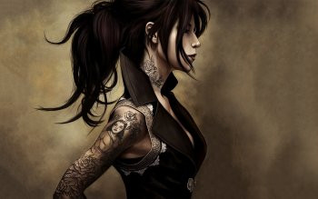 Fantasy - Tattoo Wallpapers and Backgrounds ID : 443140