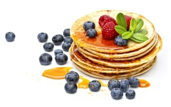 Food - Pancake Wallpapers and Backgrounds ID : 443689