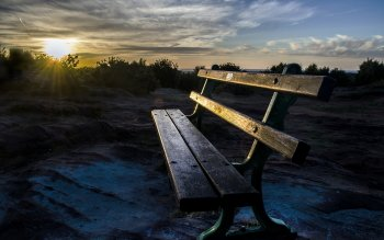 Man Made - Bench Wallpapers and Backgrounds ID : 443693