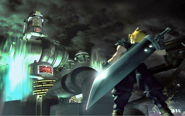 Video Game Final Fantasy VII Final Fantasy HD Wallpaper | Background Image