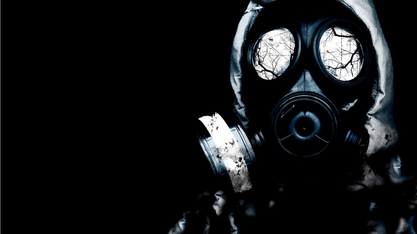 Sci Fi Fuel : Gas mask wallpaper and background id