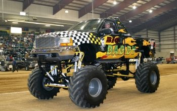 Vehicles - Monster Truck Wallpapers and Backgrounds ID : 444082