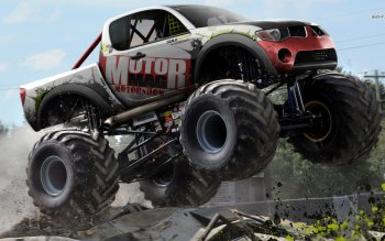 Vehicles - Monster Truck Wallpapers and Backgrounds ID : 444085