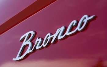 Vehicles - Ford Bronco Wallpapers and Backgrounds ID : 444639