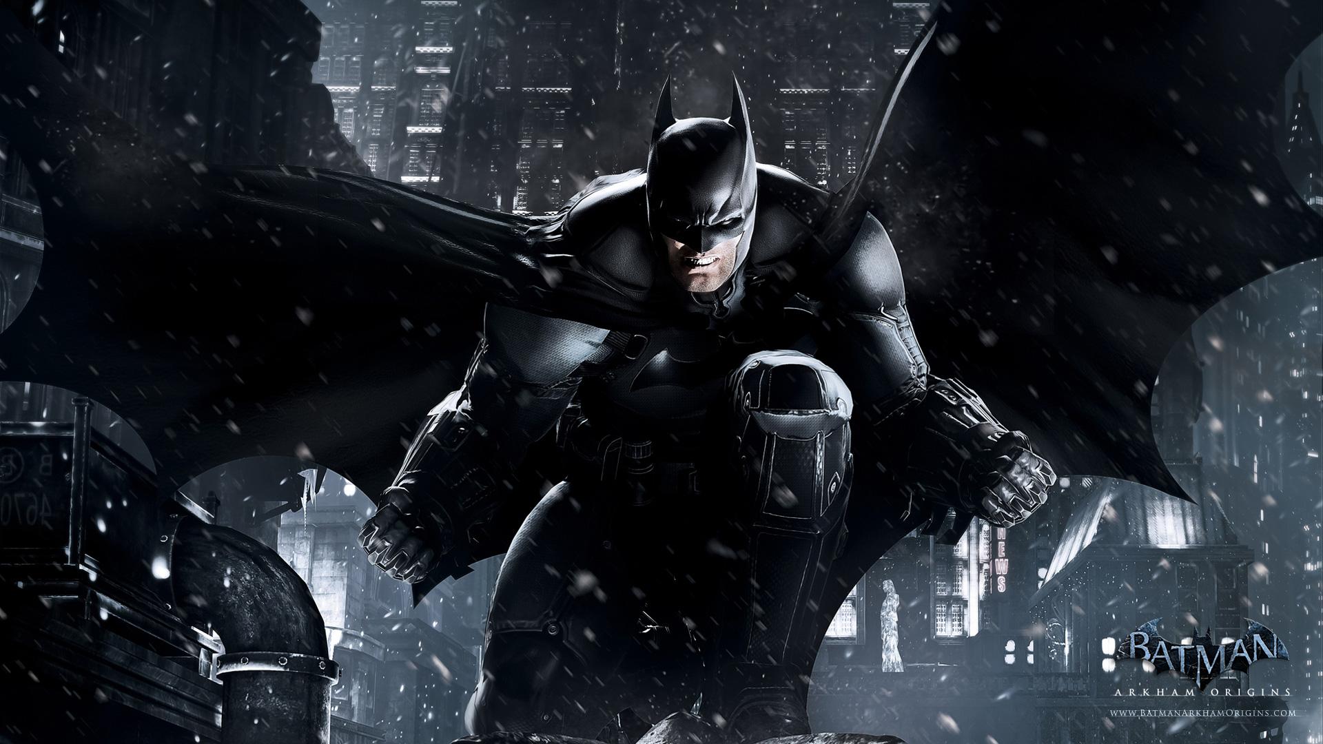 لعبه Batman Arkham Origins v1.3.0 مهكره