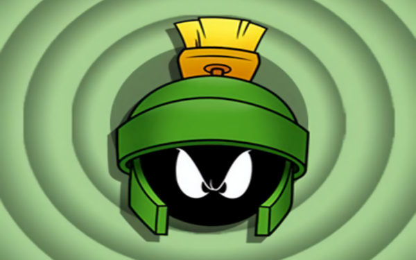 TV Show Looney Tunes Marvin the Martian HD Wallpaper   Background Image