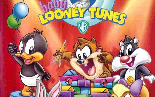TV Show Baby Looney Tunes Looney Tunes Daffy Duck Tasmanian Devil Sylvester HD Wallpaper   Background Image