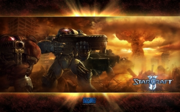 Video Game - Starcraft II: Wings Of Liberty Wallpapers and Backgrounds ID : 446276