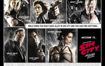 Movie - Sin City Wallpapers and Backgrounds ID : 446535
