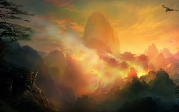Fantasy - Landscape Wallpapers and Backgrounds ID : 446823
