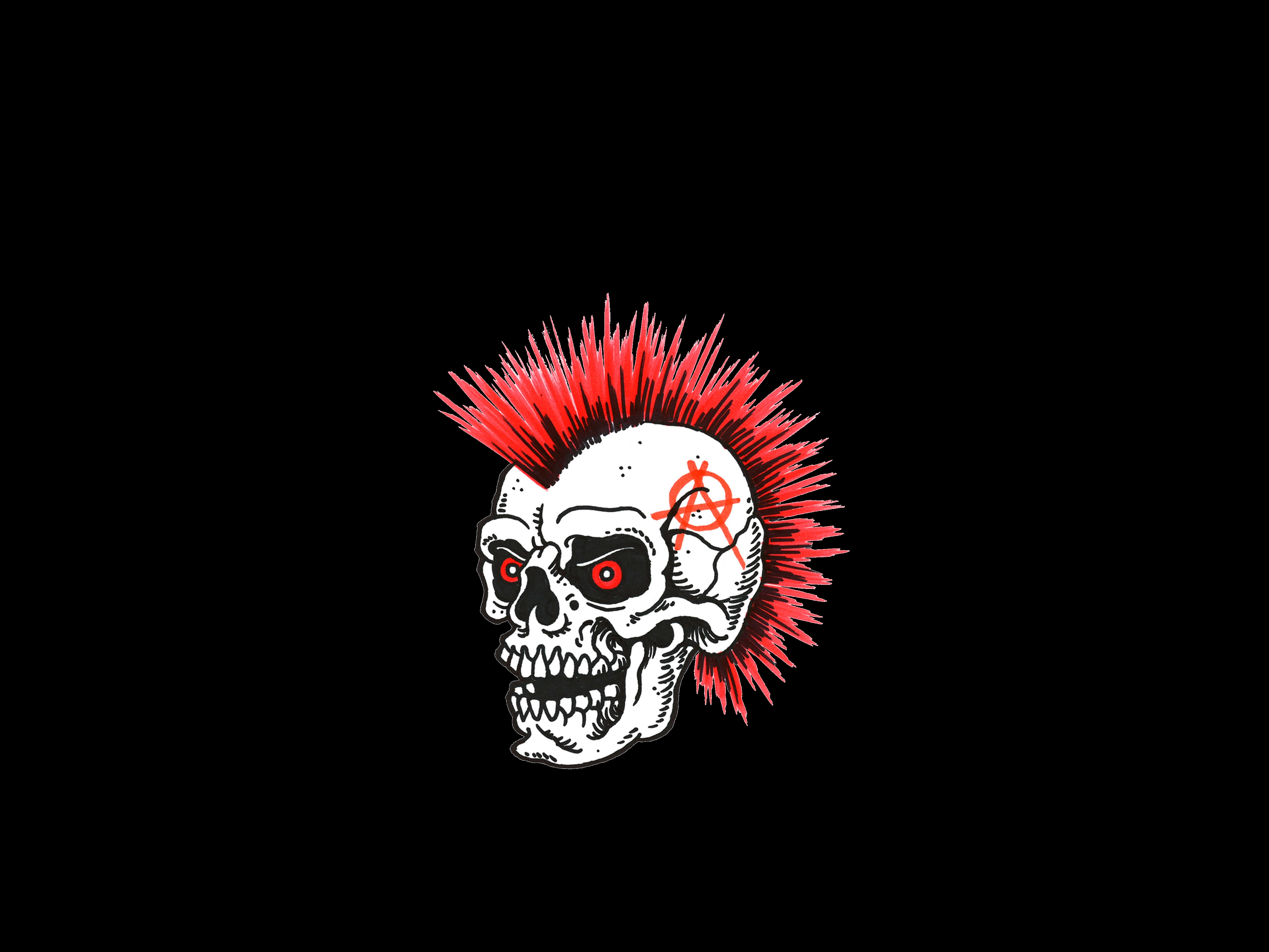 74 4k Ultra Hd Skull Wallpapers Background Images