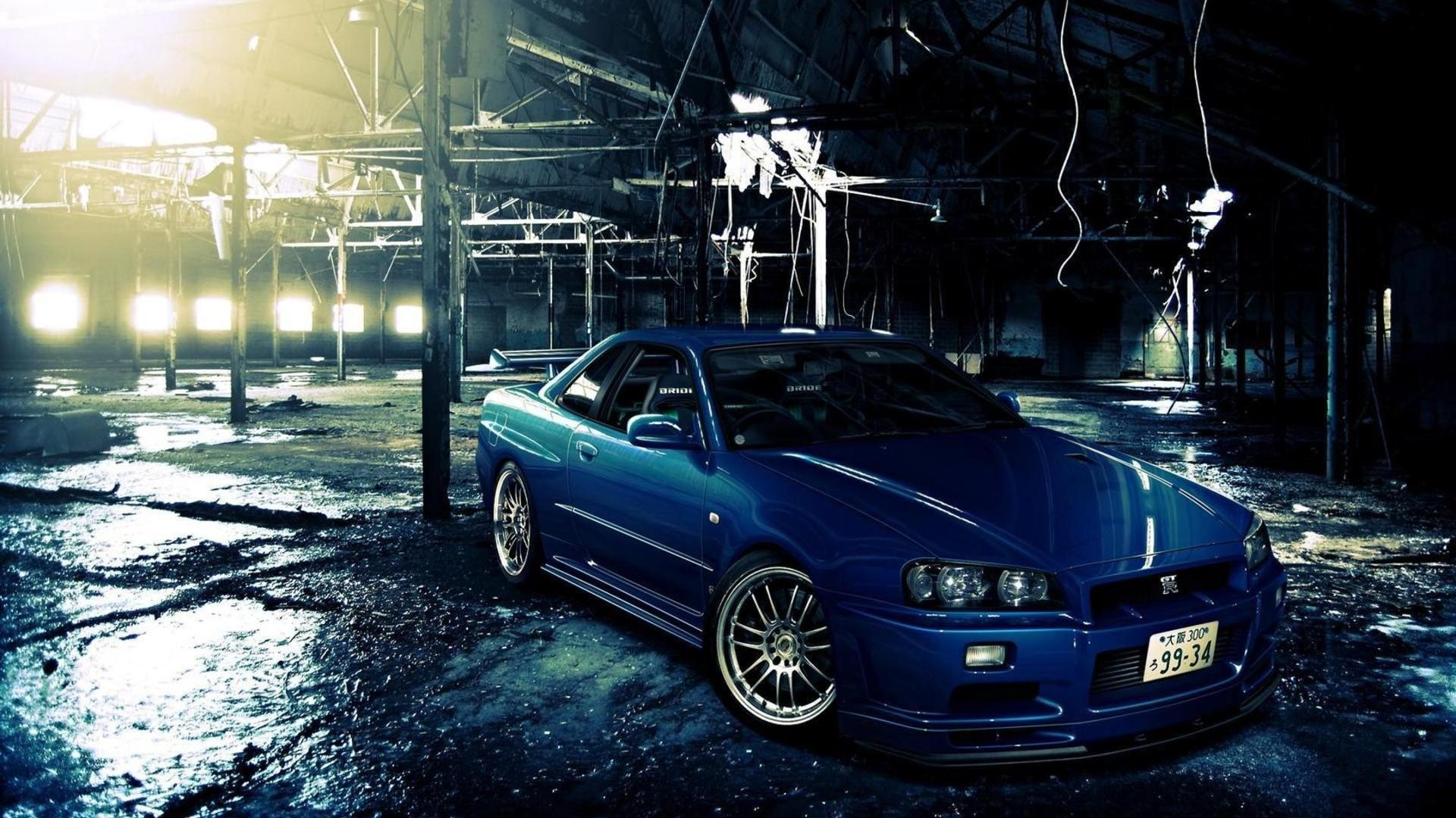 nissan skyline hd wallpaper | background image | 1920x1080 | id