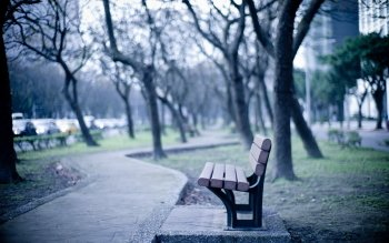 Man Made - Bench Wallpapers and Backgrounds ID : 447429
