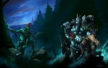 Video Game - World Of Warcraft Wallpapers and Backgrounds ID : 447785