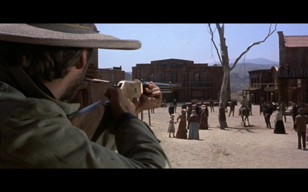 Movie The Good, the Bad and the Ugly The Good the Bad and the Ugly HD Wallpaper   Background Image