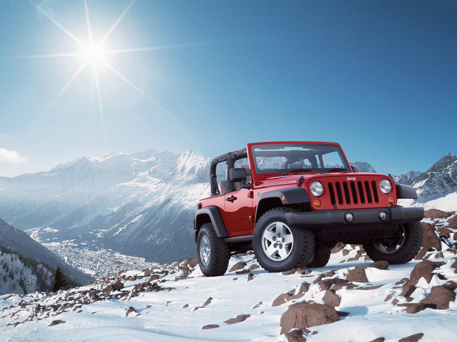 jeep Wallpaper and Background Image | 1600x1200 | ID:448870