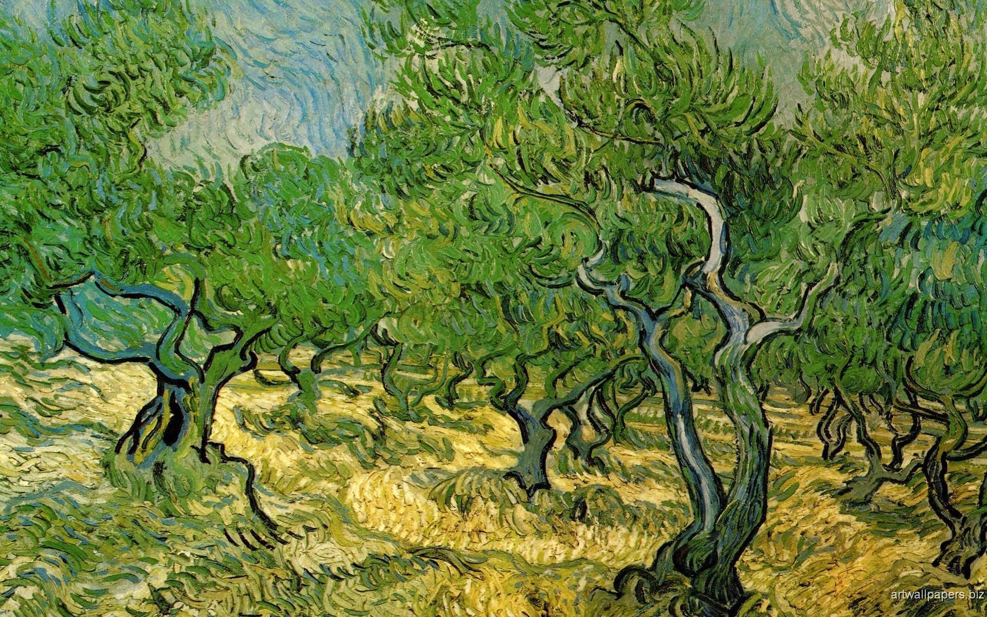 Vincent Van Gogh Hd Wallpaper Background Image 1920x1200