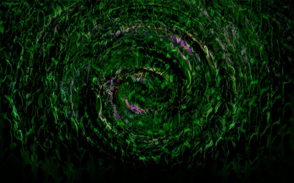 Abstract Green Pattern Ivy HD Wallpaper | Background Image