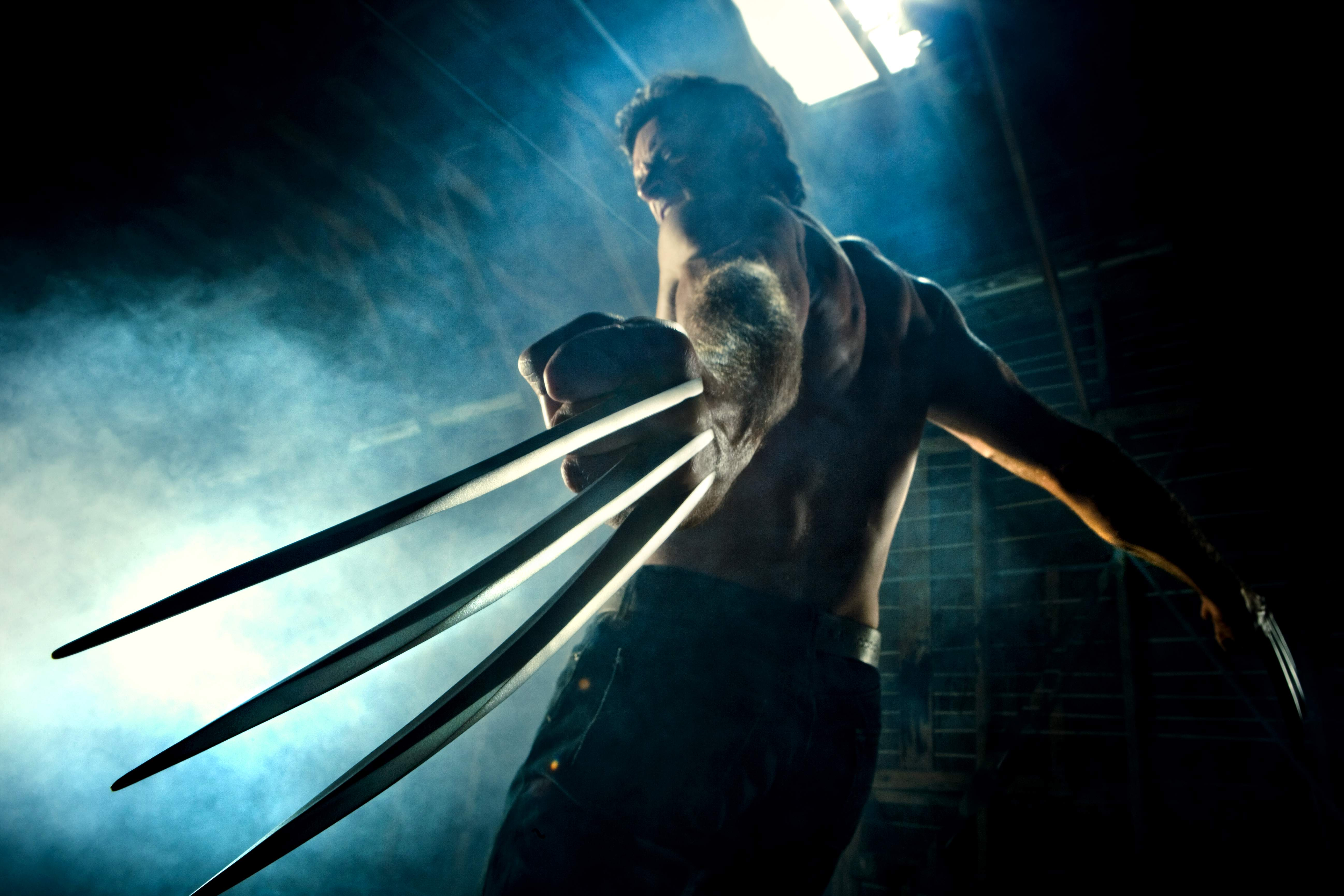 The wolverine 5k retina ultra hd wallpaper and background image movie the wolverine wolverine wallpaper voltagebd Images