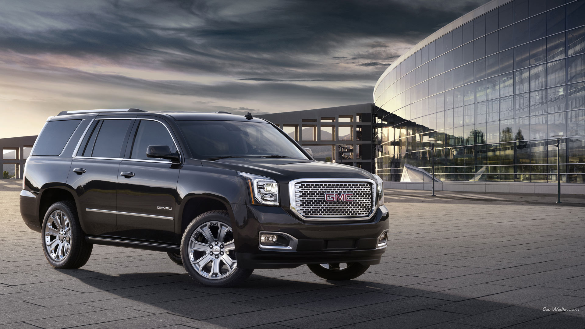 2015 GMC Yukon XL And Denali Full HD Wallpaper Background