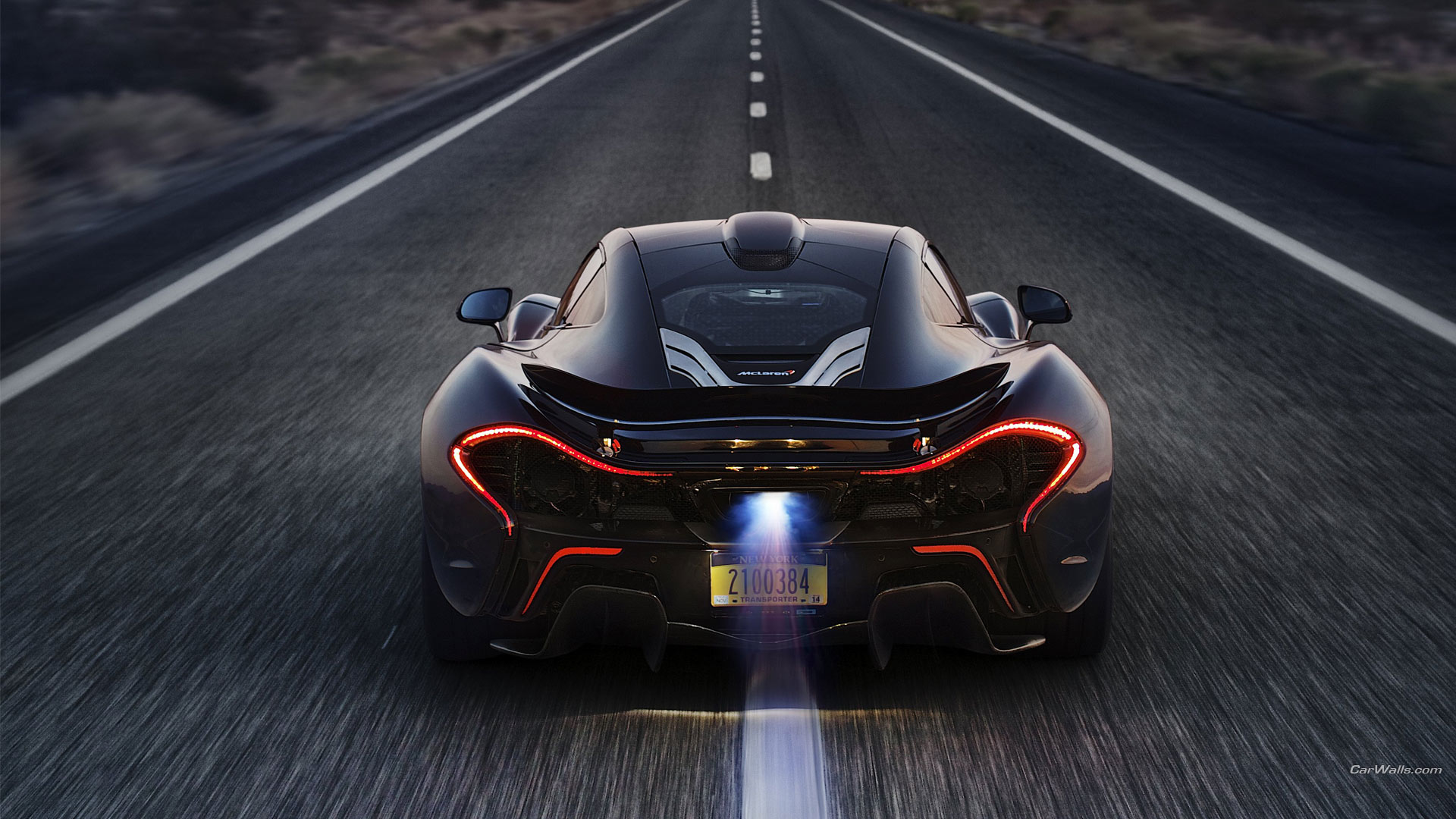 McLaren P1 Full HD Wallpaper and Background Image ...