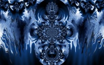 Abstracto - Fractal Wallpapers and Backgrounds ID : 449248