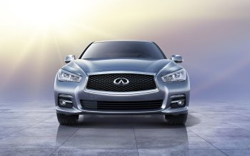 Vehicles - 2014 Infiniti Q50 Wallpapers and Backgrounds ID : 449807