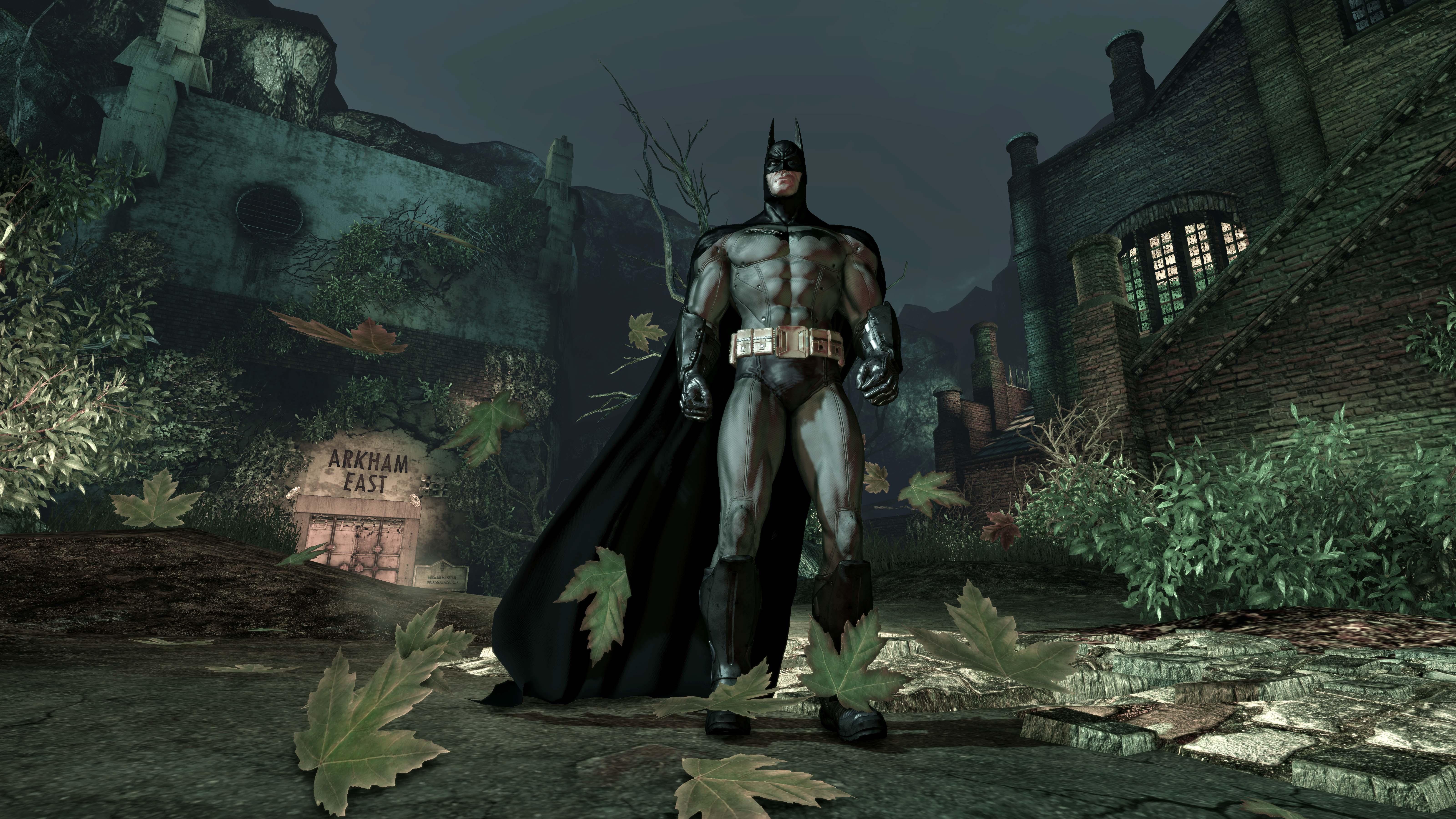 Batman Arkham Asylum 5k Retina Ultra Fondo De Pantalla Hd