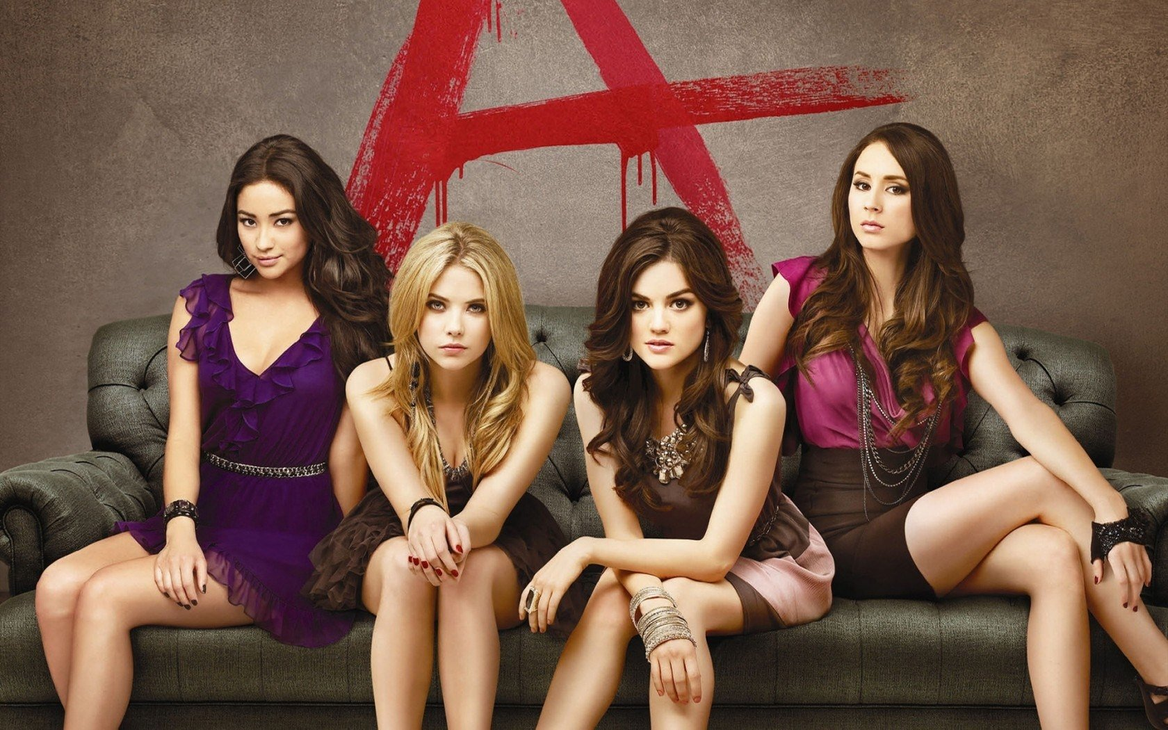 23 Pretty Little Liars Hd Wallpapers Background Images