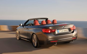 Vehicles - 2014 BMW 4-Series Convertible Wallpapers and Backgrounds ID : 450014