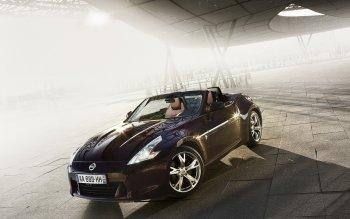 Транспортные Средства - Nissan 370z  Wallpapers and Backgrounds ID : 450405