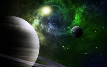 Science-Fiction - Planeten Wallpapers and Backgrounds ID : 450496