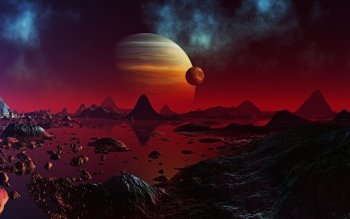 Science-Fiction - Landschaft Wallpapers and Backgrounds ID : 450500