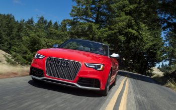 Vehicles - 2014 Audi RS5 Cabriolet Wallpapers and Backgrounds ID : 450560