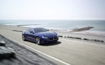 Vehicles - 2014 Maserati Ghibli Wallpapers and Backgrounds ID : 450602