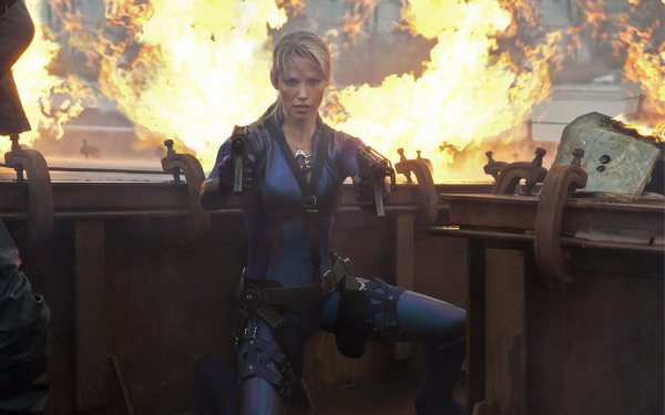Movie Resident Evil: Retribution Resident Evil Sienna Guillory HD Wallpaper | Background Image