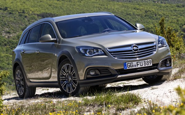 Vehicles 2014 Opel Insignia Country Tourer Opel HD Wallpaper   Background Image
