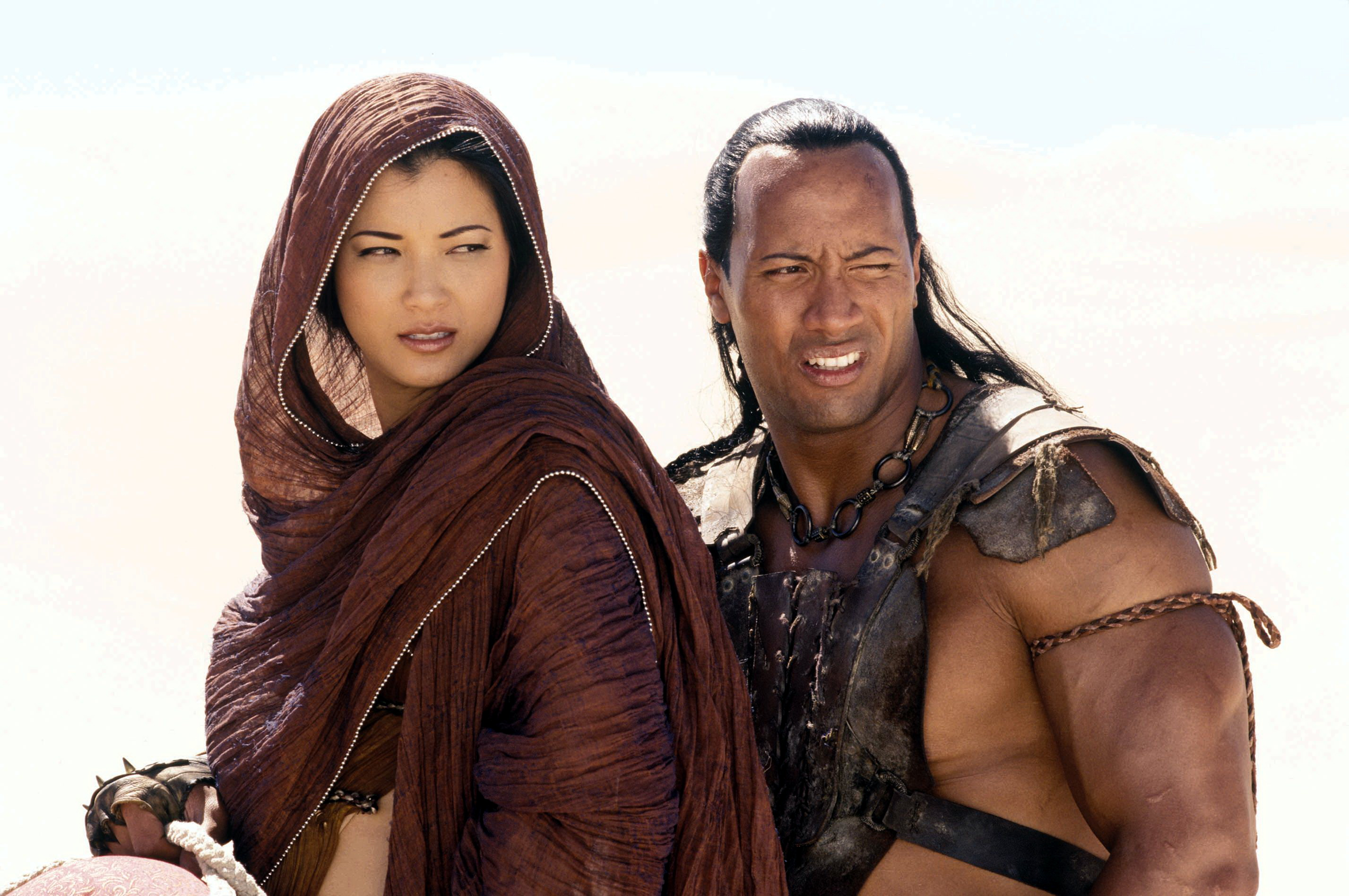 9 The Scorpion King Hd Wallpapers Background Images Wallpaper