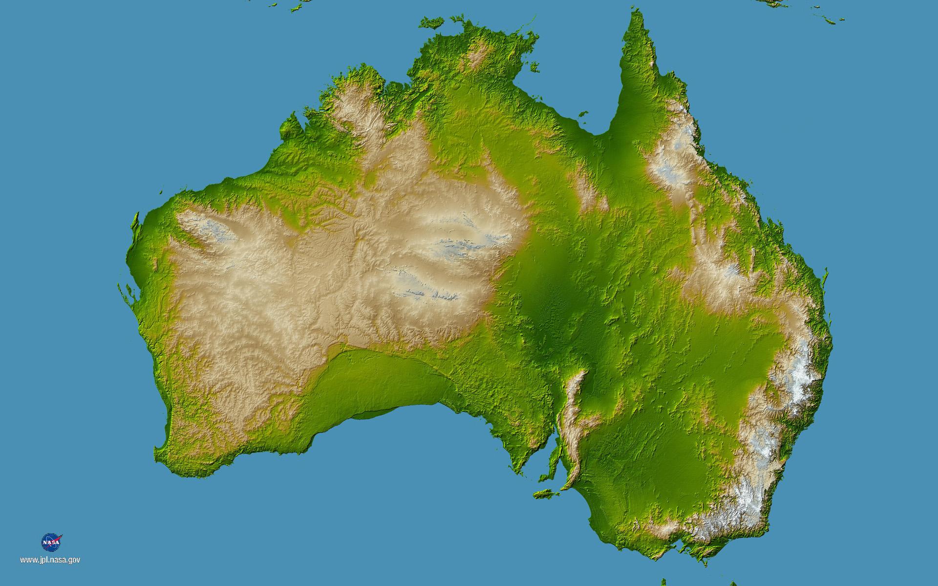 Australia HD Wallpaper