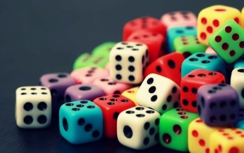 Juego - Dice Wallpapers and Backgrounds ID : 451028