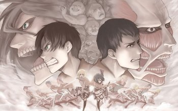 Anime - Attack On Titan Wallpapers and Backgrounds ID : 451609