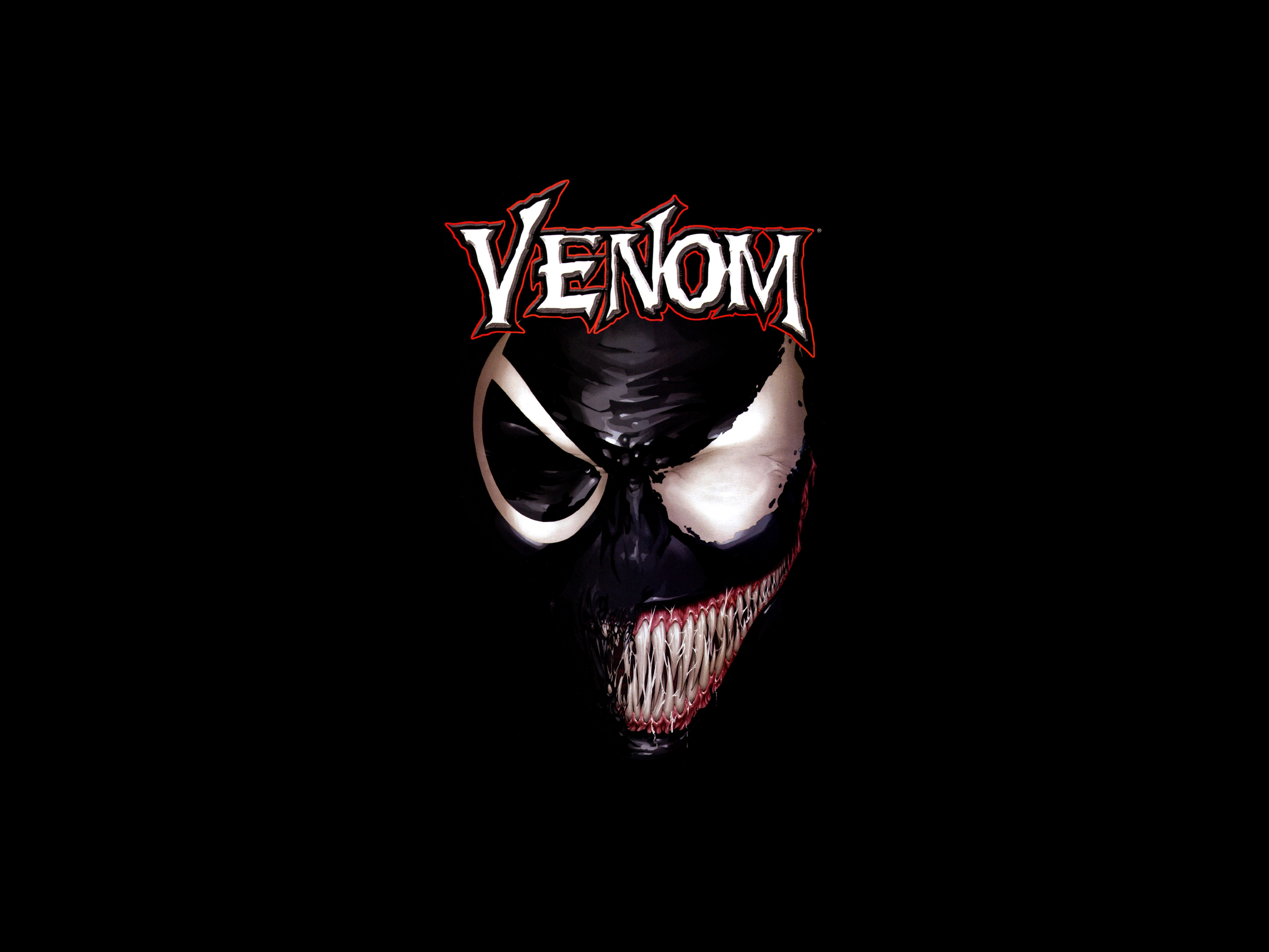 Venom Wallpapers Pictures Images: Venom 4k Ultra HD Wallpaper